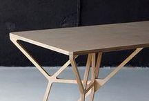Tische/ Tables