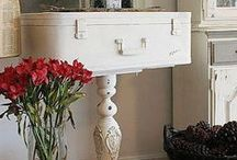 UpCycling / Turning junk into useful, awesome treasures.