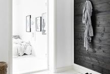 HOME ★ Entrances / Ideas how to decorate and storage solutions for hallways, front doors and entrances