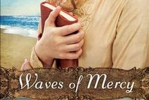 Waves Of Mercy / A board all about the book Waves of Mercy.