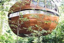 Baumhaus  Treehouse