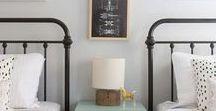 HOME ★ Kids Bedrooms / Kids Bedroom ideas