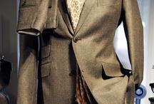 Men's Fashion / by TheWorldTraveler