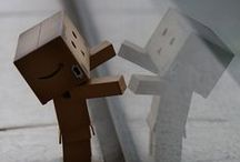 The Adorable Danbo / I love this little guy from Amazon, I will own one, one day