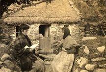 Irish of old
