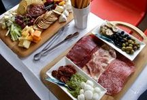 * Party food * Appetizers * Antipasti *
