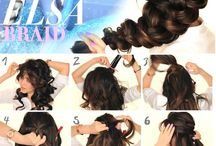 Hair How To Do Tutorials / Hair Style