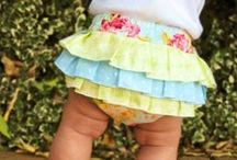 Sew: Child - Bottoms / Sewing tutorials and patterns for children's bottoms (skirts, pants, shorts, etc)