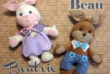 Sew: Toys / Sewing tutorials and patterns for toys and toylike items
