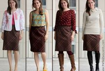 Simple Style Remix / Remixing to make the most of the clothes in your closet
