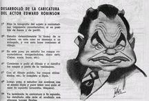 CARICATURAS / Gente célebre