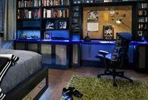 kevin bedroom