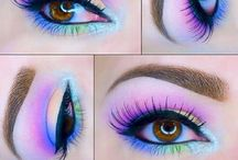 Makeup Eye Tutorials / Makeup Eye Tutorials