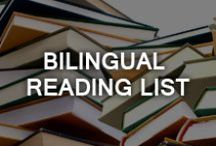 Reading List / Resources for bilingual parenting and learning