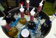 Inspired Events - Beer and Wine Festivals / The Chesapeake Bay Wine Festival and Kegs and Corks