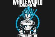 Anime&Manga / Dragon Ball,Berserk,Naruto,Hellsing itp
