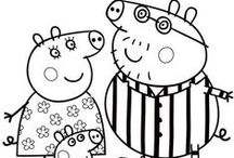 Coloring pages ~ kids