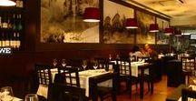 Restaurante Trota's / Restaurante de comida tradicional minhota.