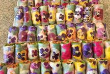 Fresh Summer(Spring rolls) Rolls for Thai catering
