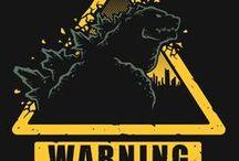Godzilla and Monsters