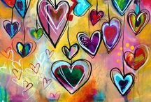 Hearts to love VIII / hearts galore and even more! / by Cheryl Kuhl-Schadt