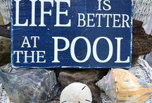 Pools / by elizabeth sanchez