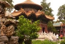 Around the World - China, Mongolia,Tibet and Korea / by S.Carol Eaton