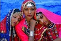 Around the World- India, Pakistan and Nepal / by S.Carol Eaton