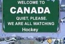 Around the World - Canada / by S.Carol Eaton