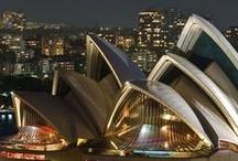 Around the World - Australia and New Zealand / by S.Carol Eaton