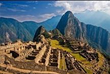 Around the World - South America  / by S.Carol Eaton