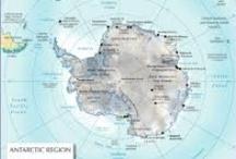Around the World - Antarctica / by S.Carol Eaton