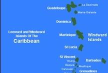 Around the World - Caribbean / by S.Carol Eaton