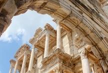 Around the World - Greece, Turkey and the Western Mediterranian / by S.Carol Eaton