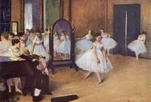 Artistic Works - Degas / by S.Carol Eaton