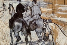 Artistic Works - Toulouse-Lautrec / by S.Carol Eaton