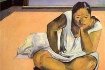 Artistic Works - Gauguin / by S.Carol Eaton