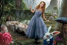 Alice in Wonderland / by S.Carol Eaton