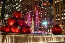 """Places Visited - New York, US / The City that never sleeps - except during """" Hurricane Sandy """""""