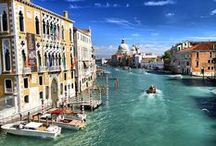 Places Visited -Venice, Italy / by Eslynne Pieterse Vogel