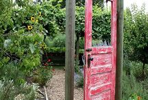 Allotment / Ideas for my allotment and shed / by Clare Negus