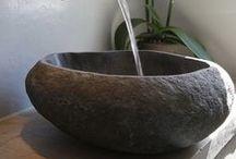 Vasques en Pierre Naturelle