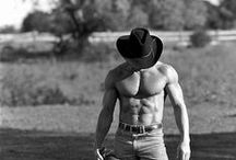 Cowboys / Men / by Dorina Ehlers-Maynard