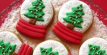 Christmas Cookies / Holiday cookie ideas from TaraTeaspoon.com and friends!
