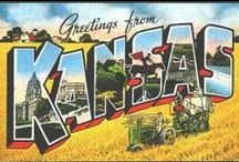All things Kansas / my home state / by Cathy Ingram