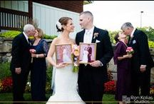 Pinteresting Wedding Ideas! / Some very Pinteresting wedding ideas I have experienced with my clients