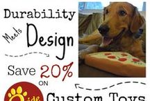 Deals for Pet Lovers! / We know you want to give your dog the best, but those things don't come cheap! That is why we have compiled this board of exclusive deals and offers for pet lovers! Save money while shopping for your best friend!