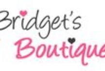 Bridget's Boutique Collection / A board full of the products we have available, from quality lingerie, stunning dresses and gifts for that someone special, we hope you like it.