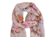 Scarves / Collection of beautiful scarves