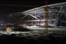 Qingdao North Railway Station / Qingdao North Railway Station - AREP / MaP3 / SSDI / BIAD